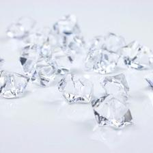 diamantíky na stůl...