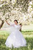 Svadobné šaty biele, 42