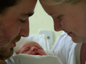 20.04:2007 se nám narodila naše krásná holčička Natálka