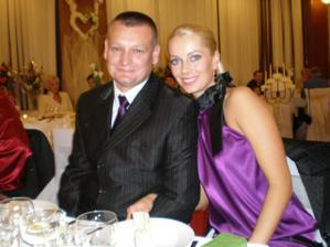 na svadbe našich známych, už ako manželia...