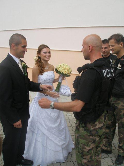 Lucia{{_AND_}}Marek - takto nás putami spútali manželovi kolegovia