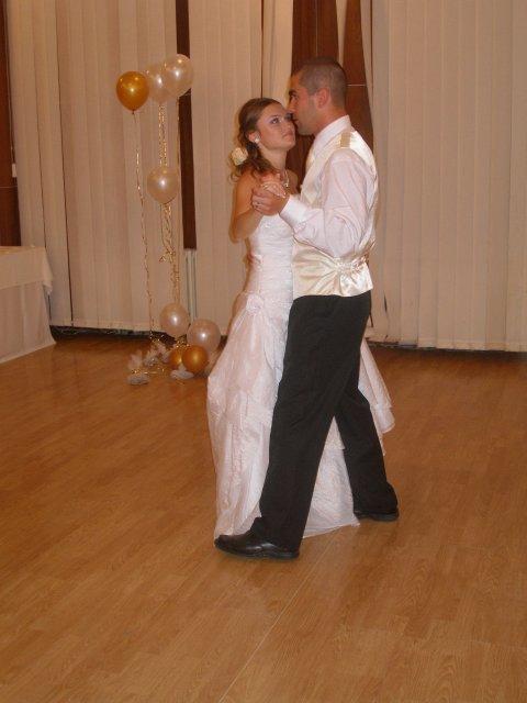 Lucia{{_AND_}}Marek - 1.  novomanželský tanec