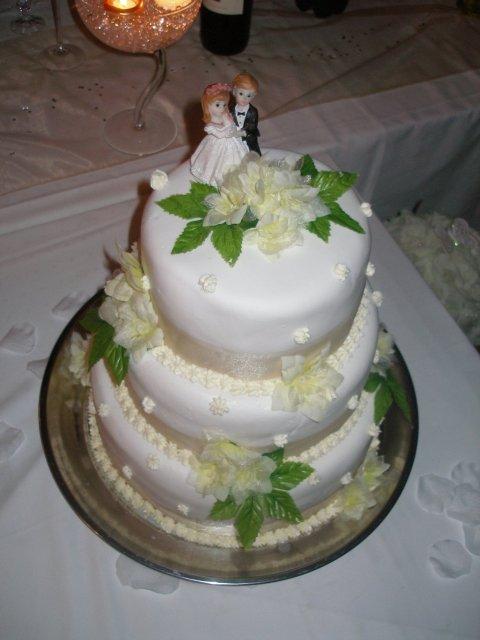 Lucia{{_AND_}}Marek - torta od svokrovcov