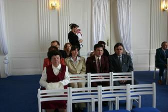Svatební hosté