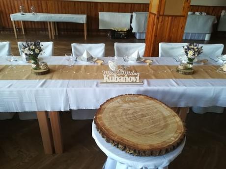 Kulatina pod dort dubová - Obrázek č. 2