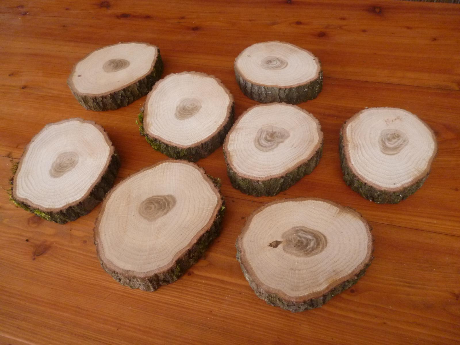 Kulatiny dubové - Obrázek č. 1