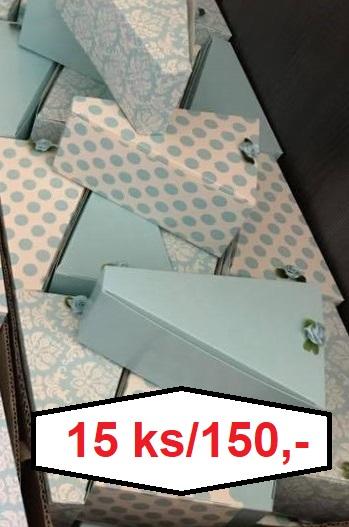 15 ks krabiček  - Obrázek č. 1