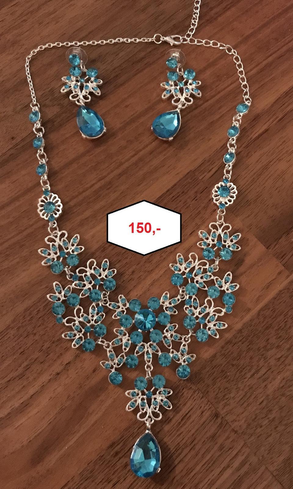 Sada náhrdelníku a náušnic  - Obrázek č. 1
