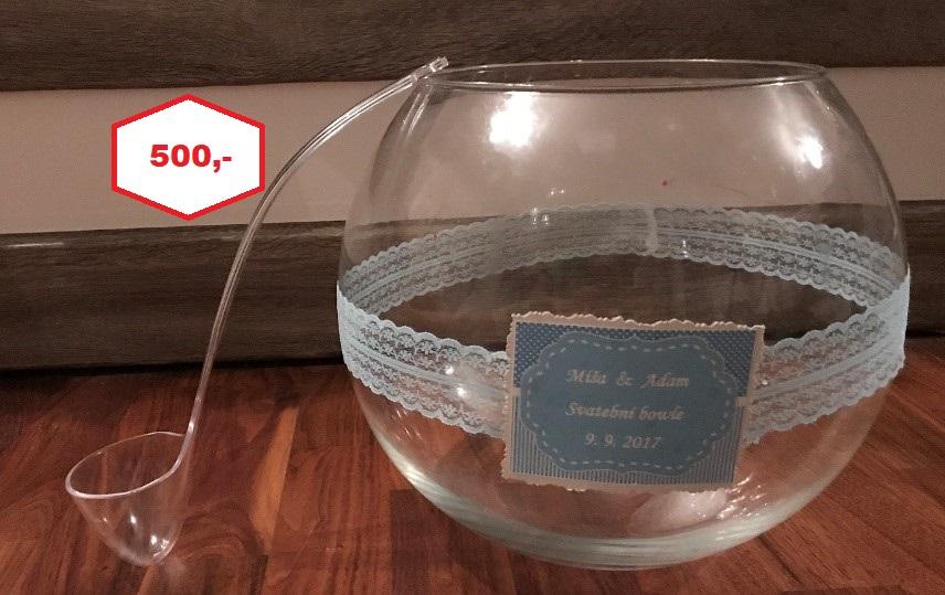Set na bowle 20 l + naběračka  - Obrázek č. 1