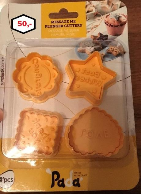 Razítka na sušenky - Obrázek č. 1