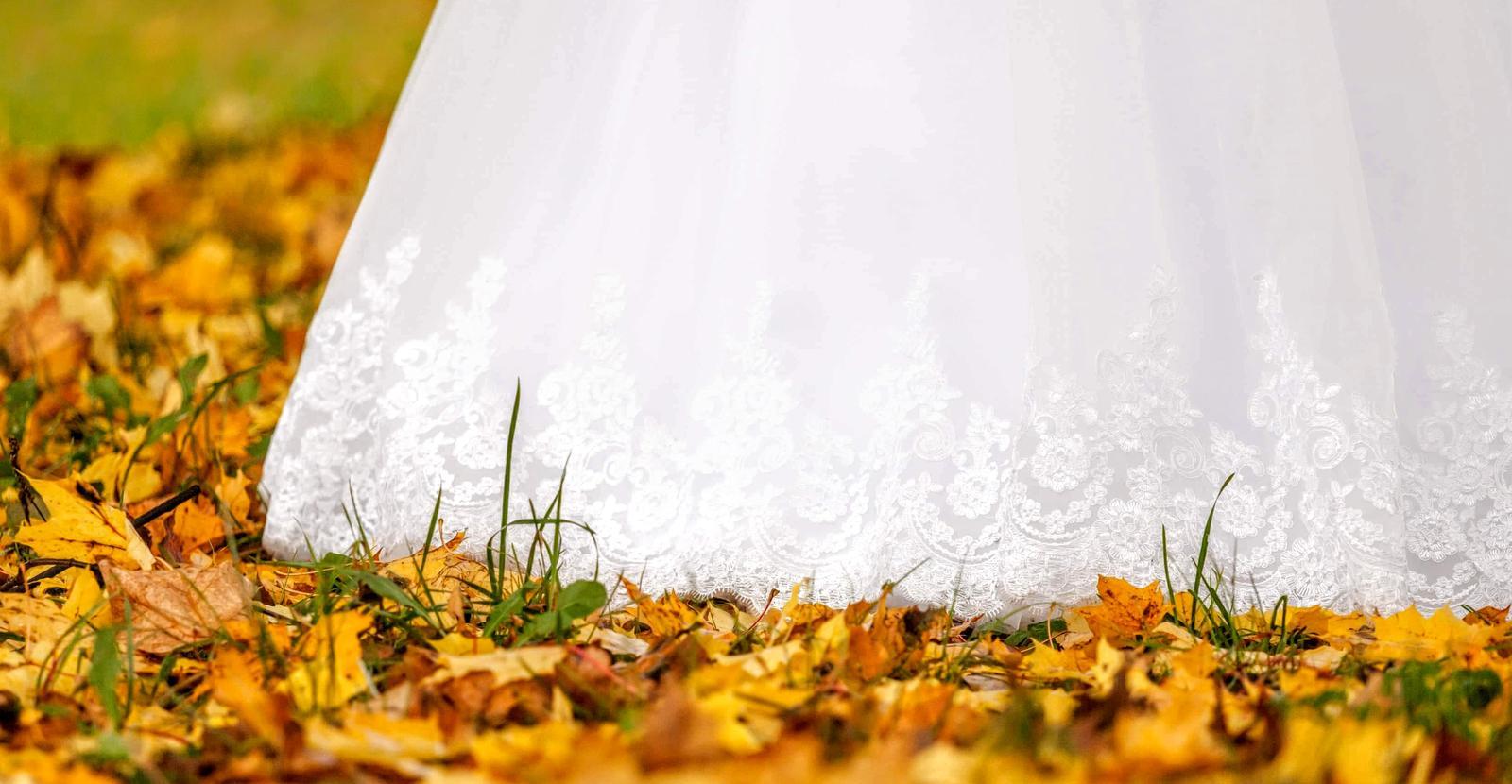 Svadobné šaty 3 v 1 - Obrázok č. 1