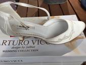 Svatební boty Arturo Vicci, 37