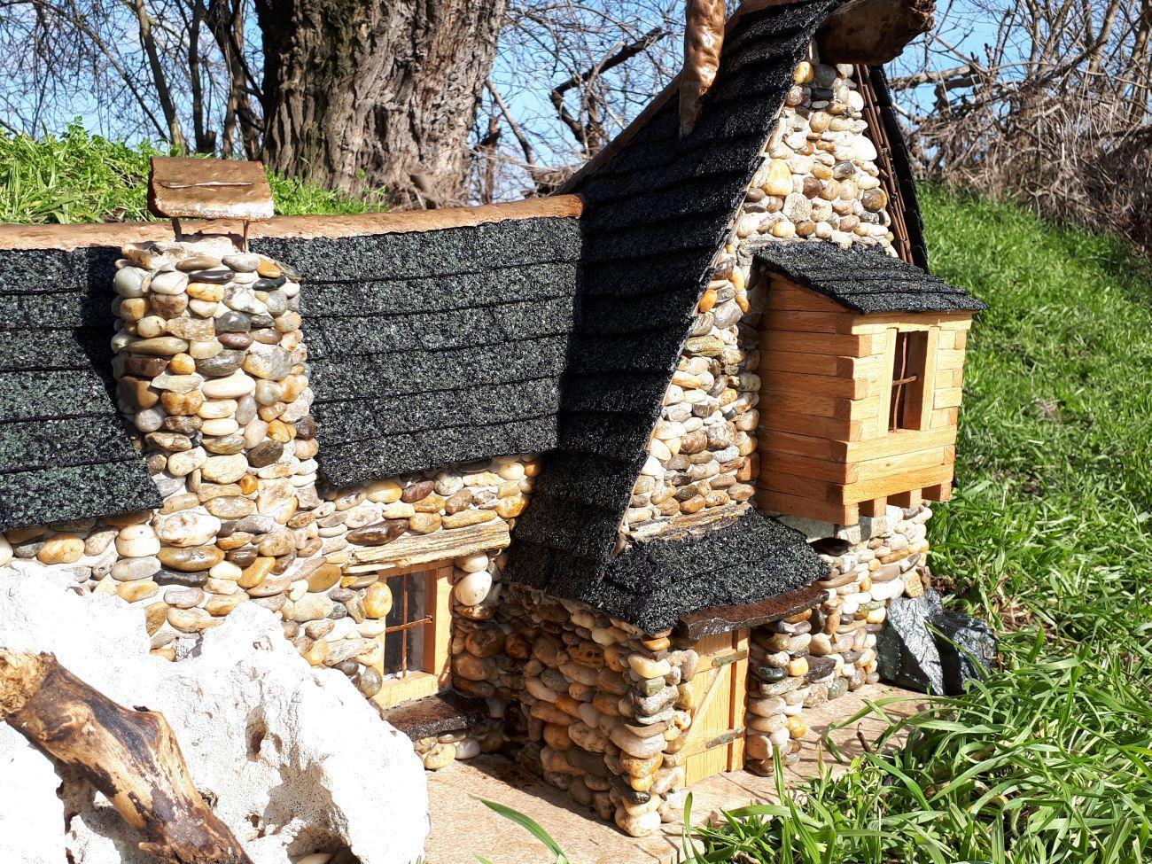 Mini domček Furud - Obrázok č. 2