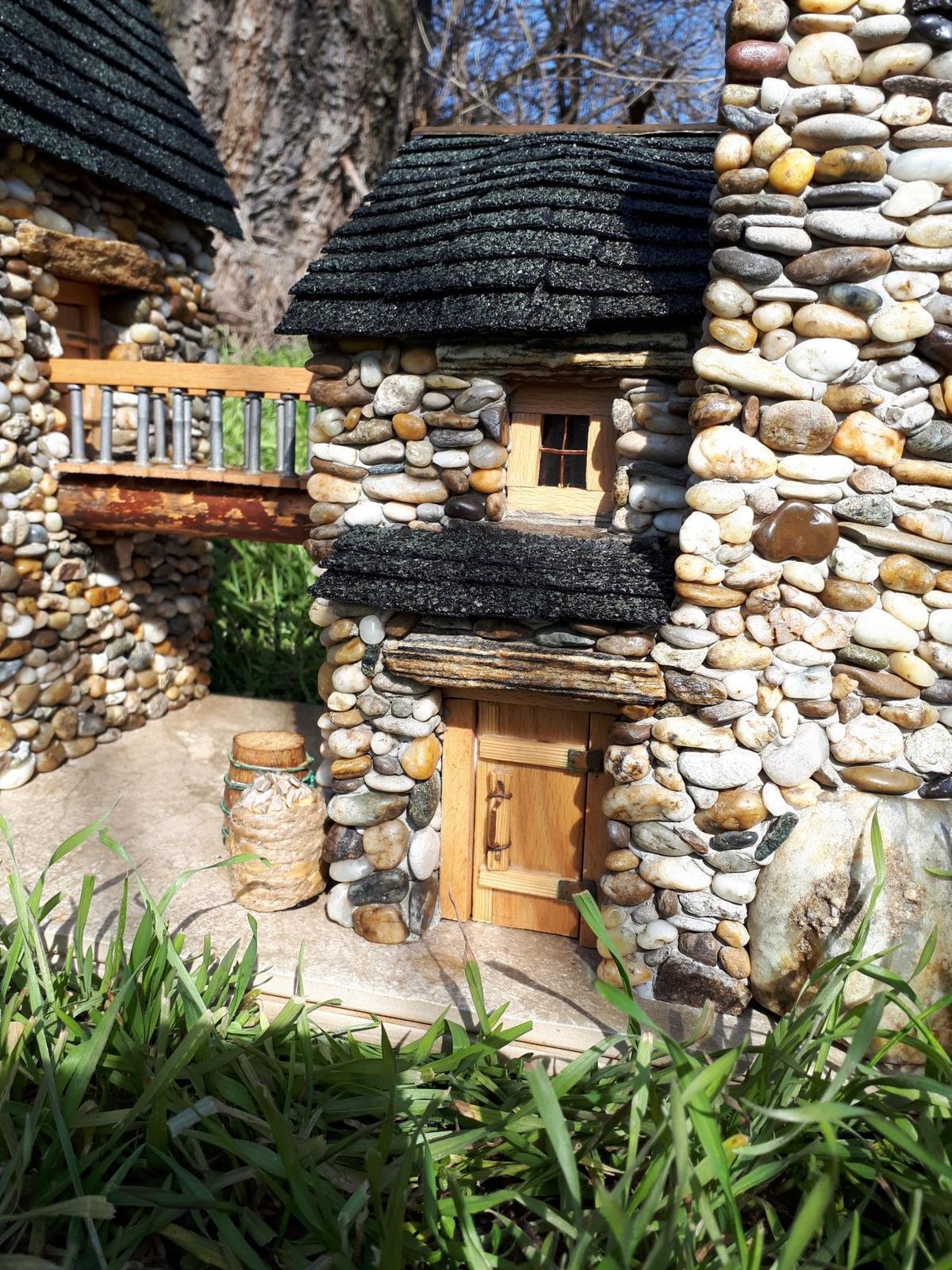 Mini domček Dnoces - Obrázok č. 2