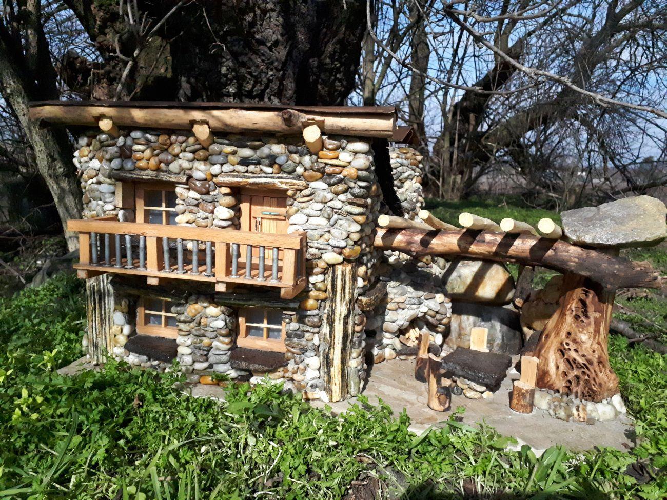 Mini domček Enif - Obrázok č. 4