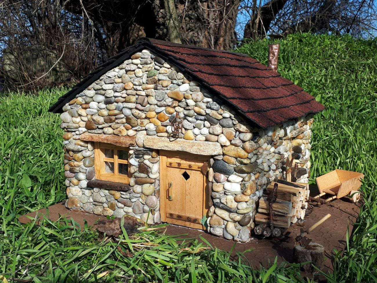 Mini domček Acamar - Obrázok č. 2
