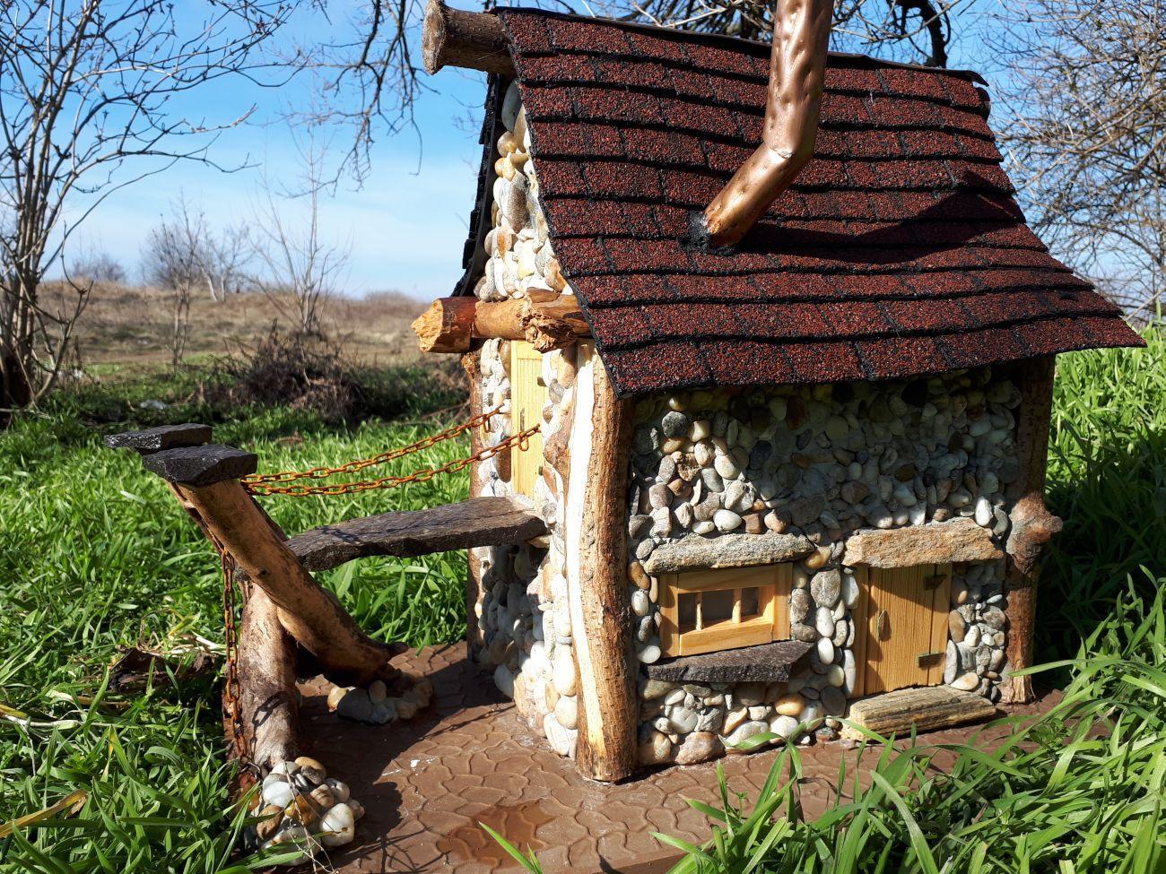 Mini domček Becrux - Obrázok č. 1
