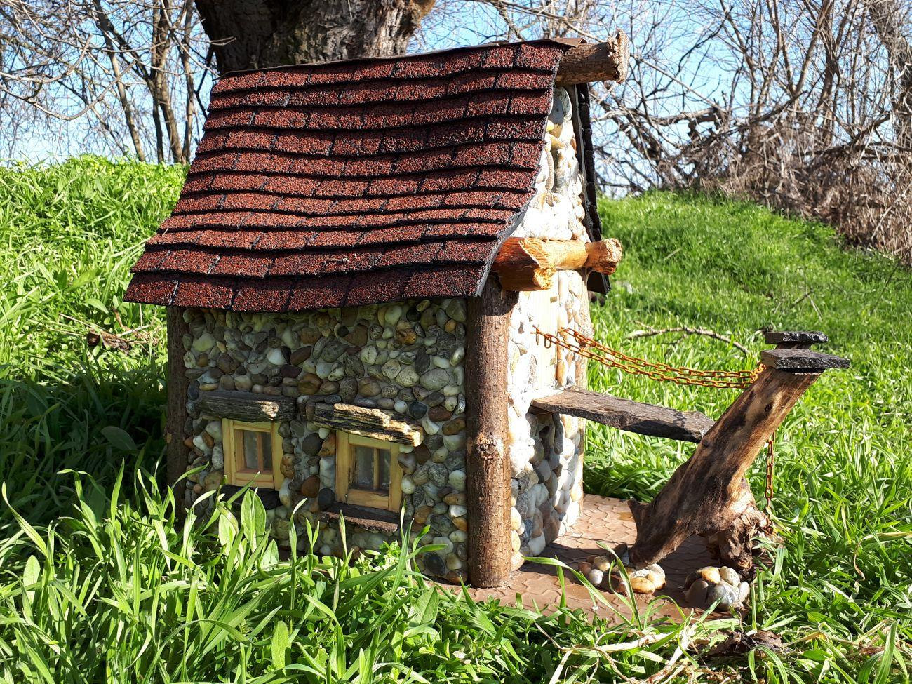 Mini domček Becrux - Obrázok č. 2