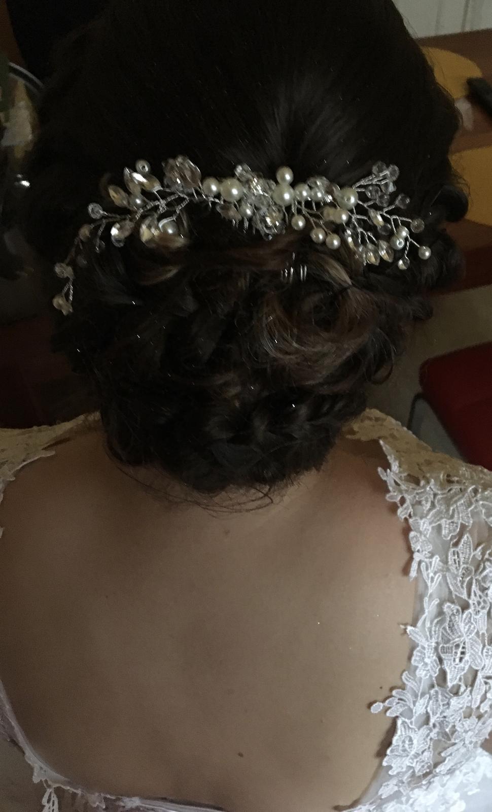Hřebínek do vlasů - Obrázek č. 1
