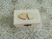 Svatební krabičky,