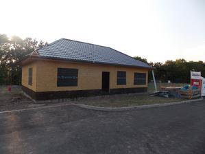 31.8. - 8. den stavby - střecha