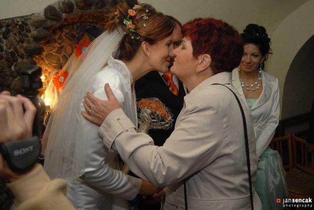 Boženka{{_AND_}}Milan - Gratulácie od mamky.