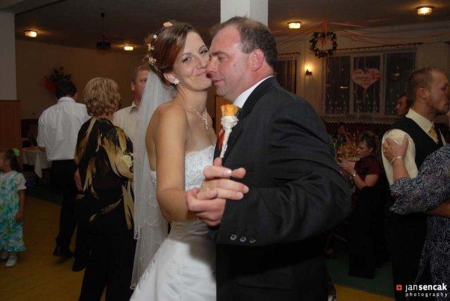 Boženka{{_AND_}}Milan - Prvý manželský tanec.