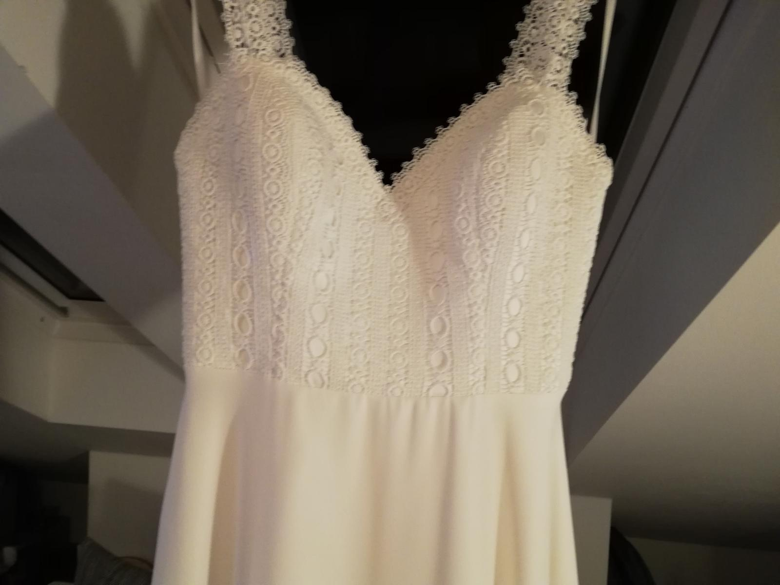 Svatební šaty Blanca vel. 36 - Obrázek č. 2