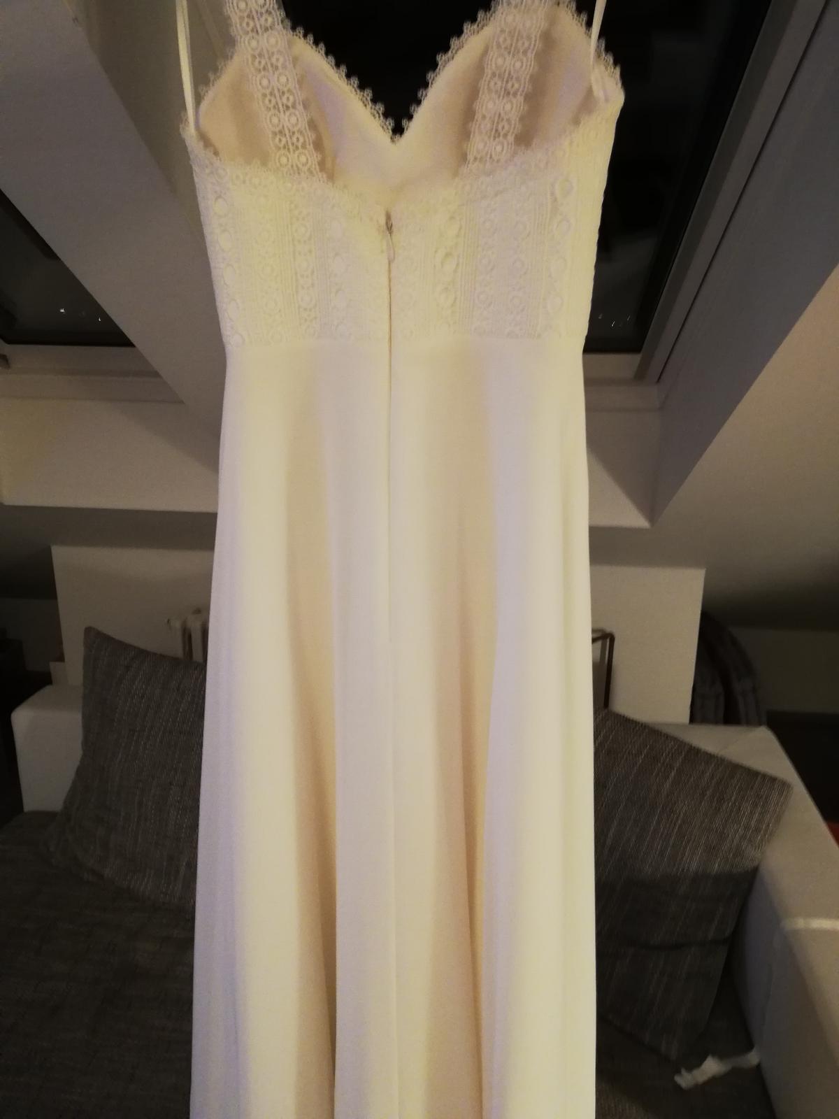 Svatební šaty Blanca vel. 36 - Obrázek č. 3