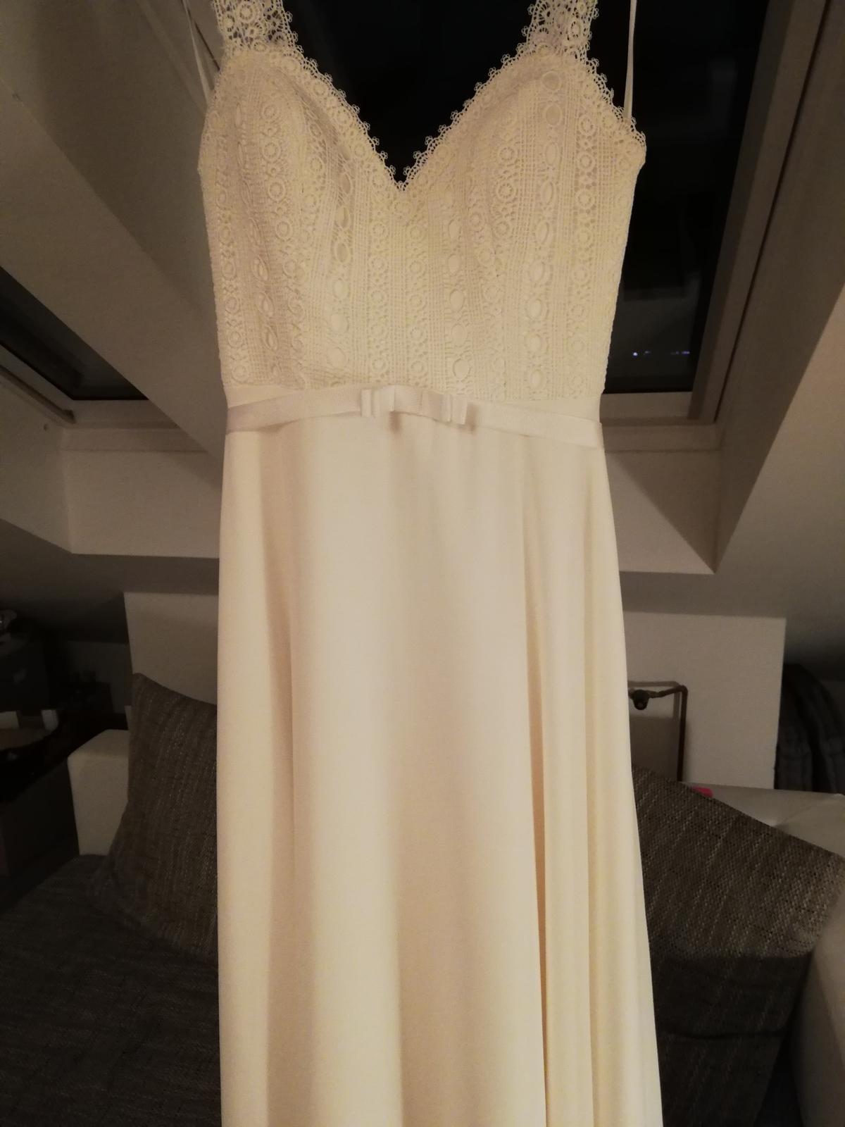 Svatební šaty Blanca vel. 36 - Obrázek č. 4