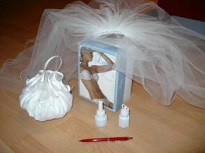 Nákup na svatebním veletrhu