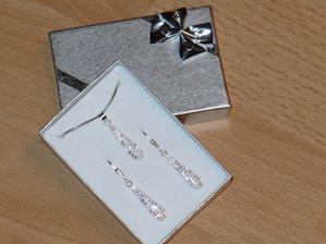 šperky - svatební - od Mišky k Vánocům