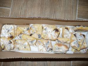 rohové koláčky pro svobodné páry