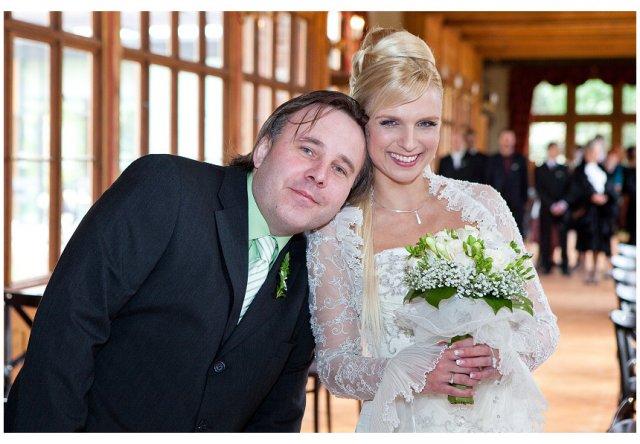 Anna{{_AND_}}Michal - ženichův svědek - který nás s M. seznámil :)