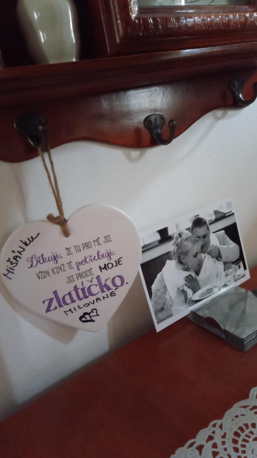 Anna{{_AND_}}Michal - 10 let ❤️ manželství