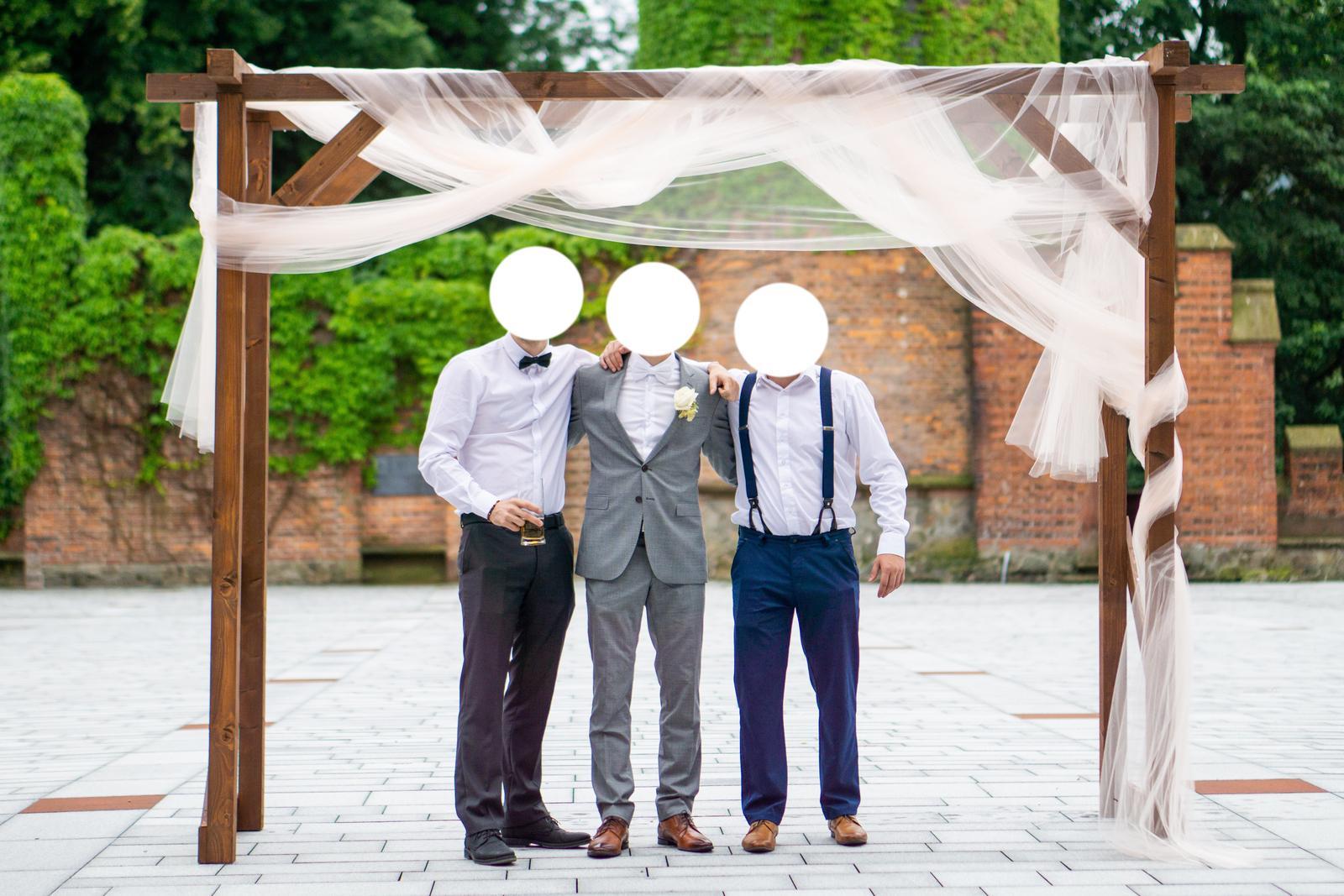 Svatební rám / slavobrána - Obrázek č. 1