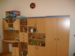 stěna do dětského pokoje