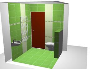 takúto vizualizáciu nám robili v kúpelkovom štúdiu........no nepáči sa nám to