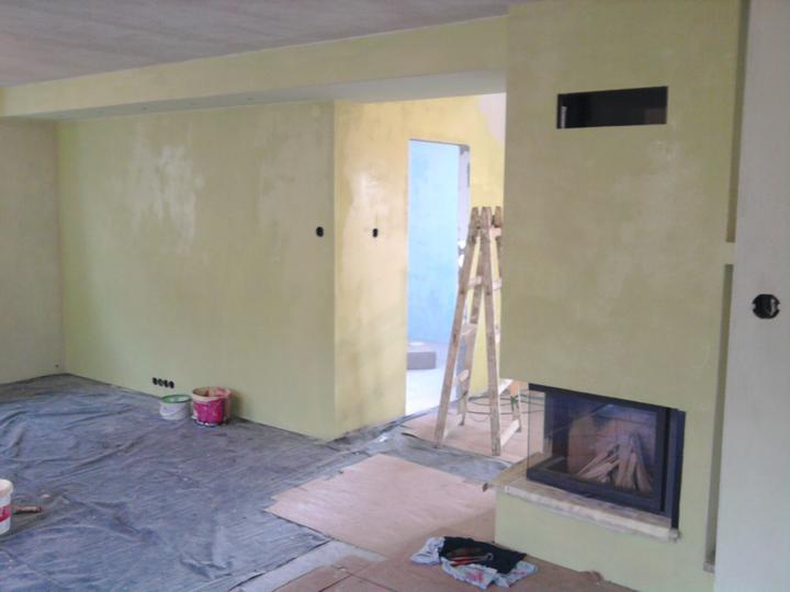 A ako staviame...teda môj drahý :-) - namaľované 1x