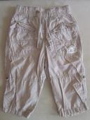 Kremove lahke nohavice H&M 86, 86