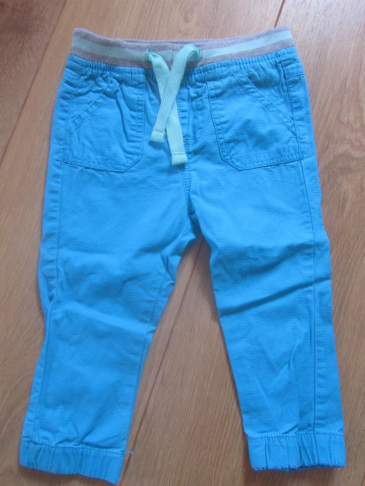 Tyrkysove nohavice Pepco 92 - Obrázok č. 1