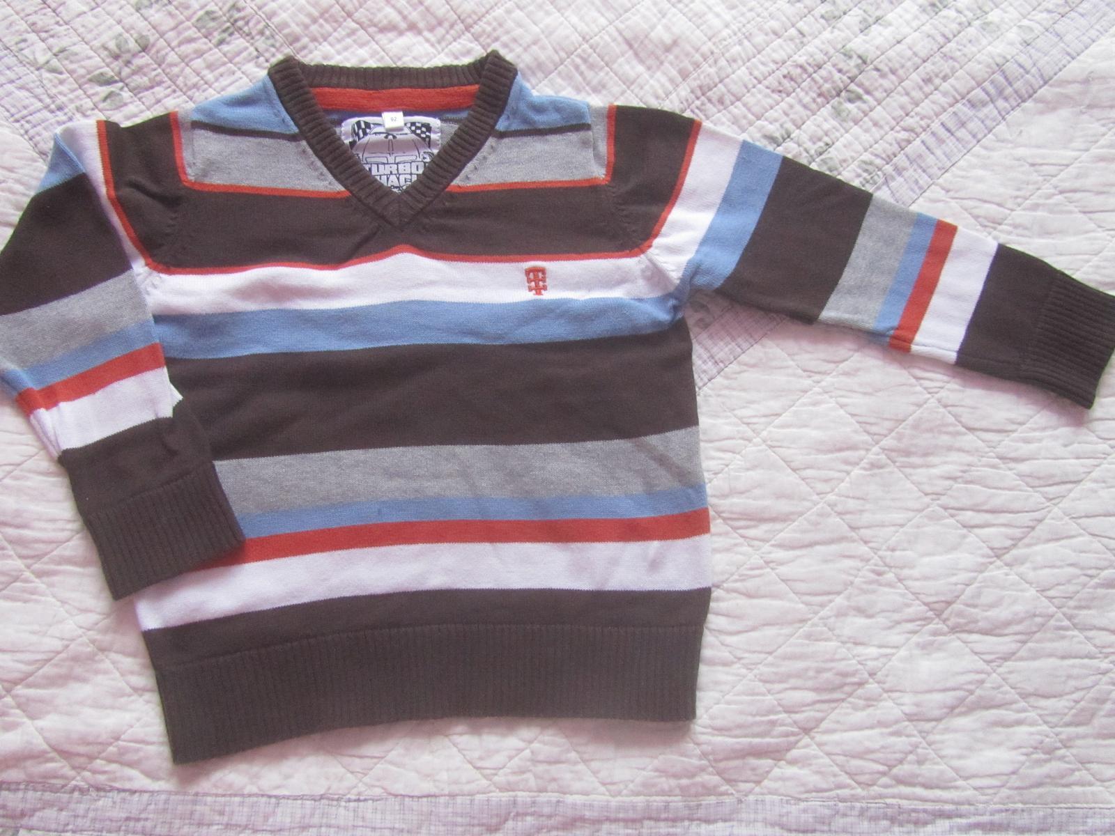 Pasikavy pulover C&A 92 - Obrázok č. 1