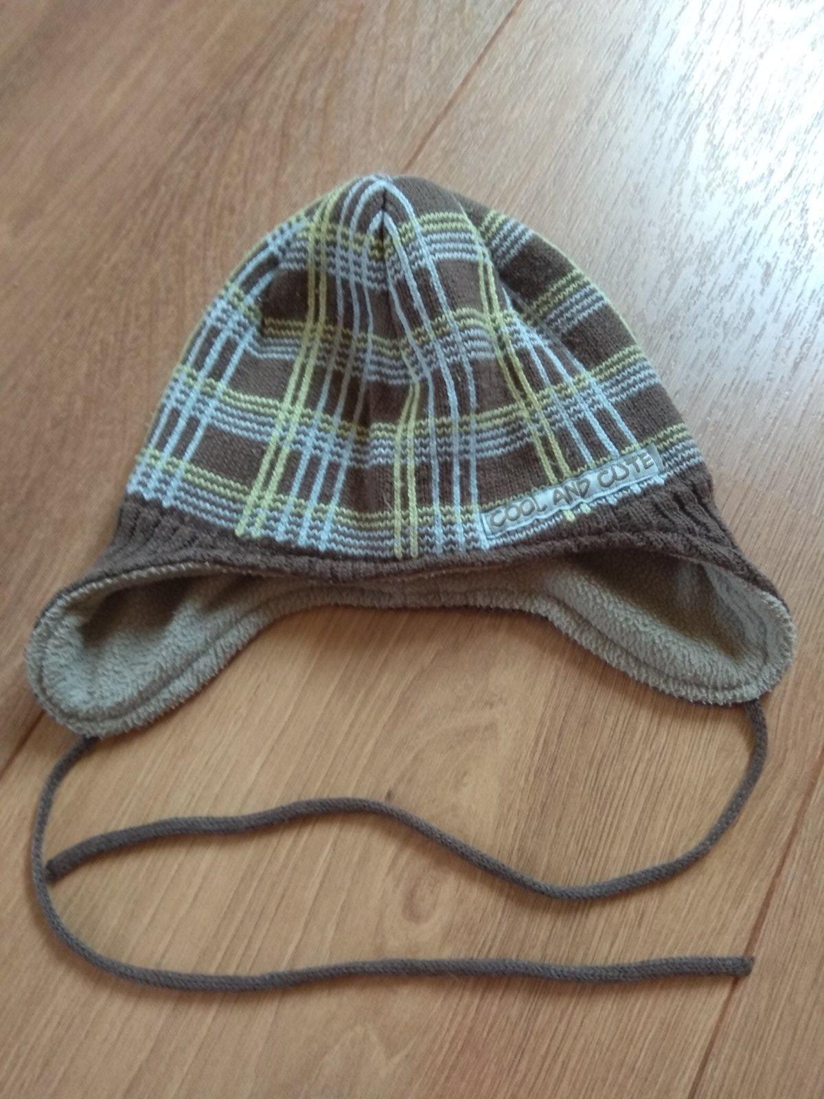 Hruba karovana ciapka 92 - Obrázok č. 1