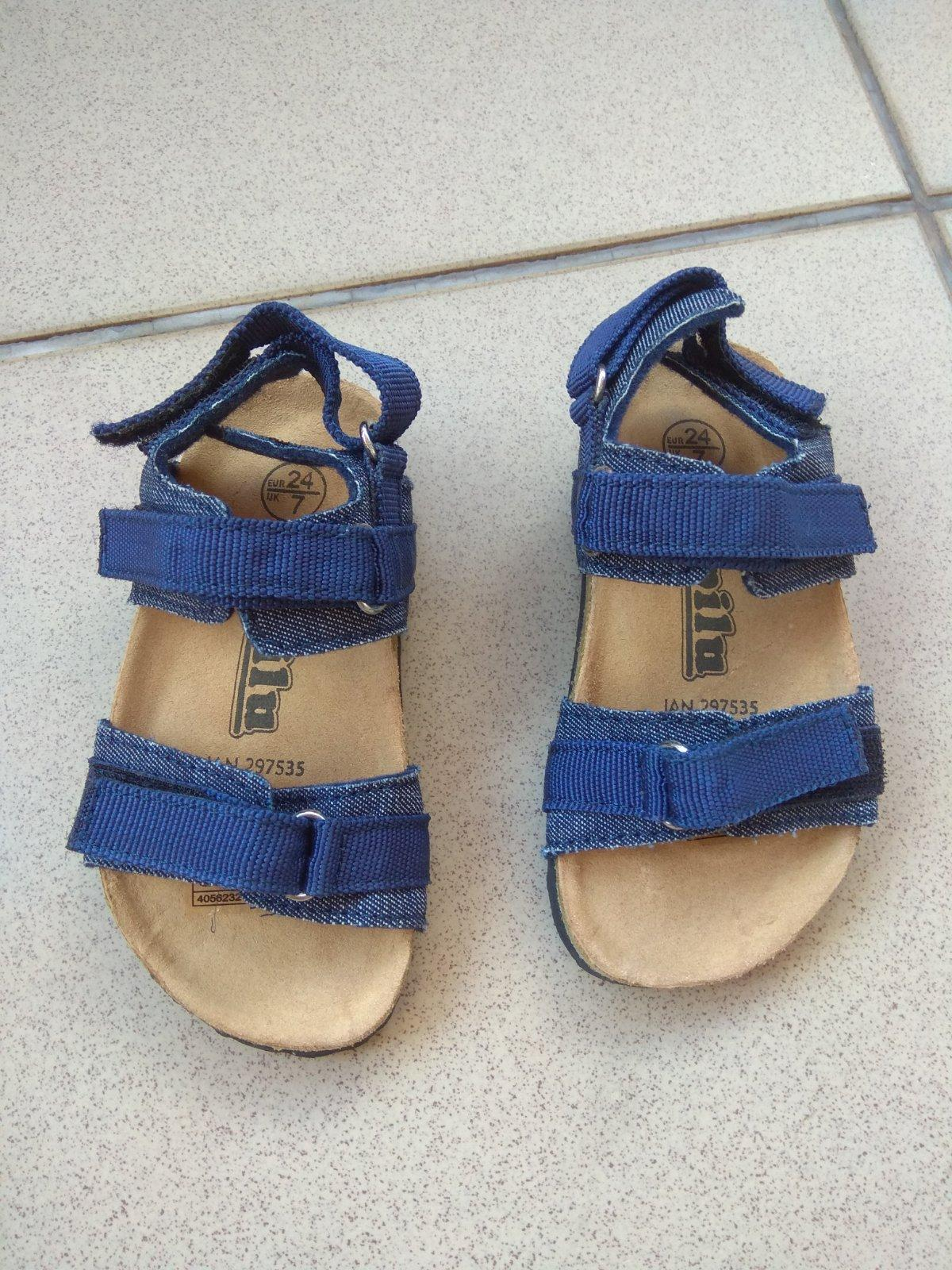 Sandalky Lupilu 24 - Obrázok č. 1