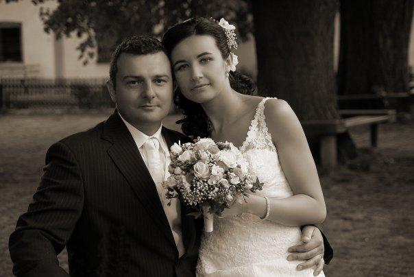 Magdalena Ferjencikova{{_AND_}}Norbert Sata - manzelia satovci:-)...