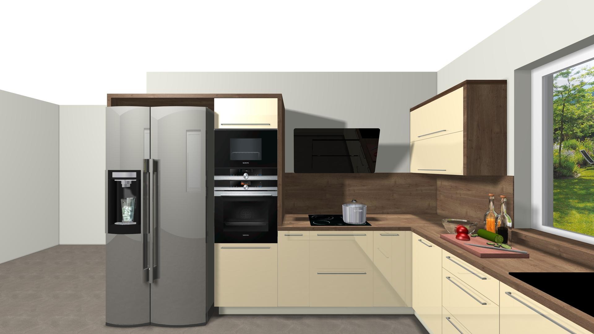 Návrhy kuchyně - Obrázek č. 2