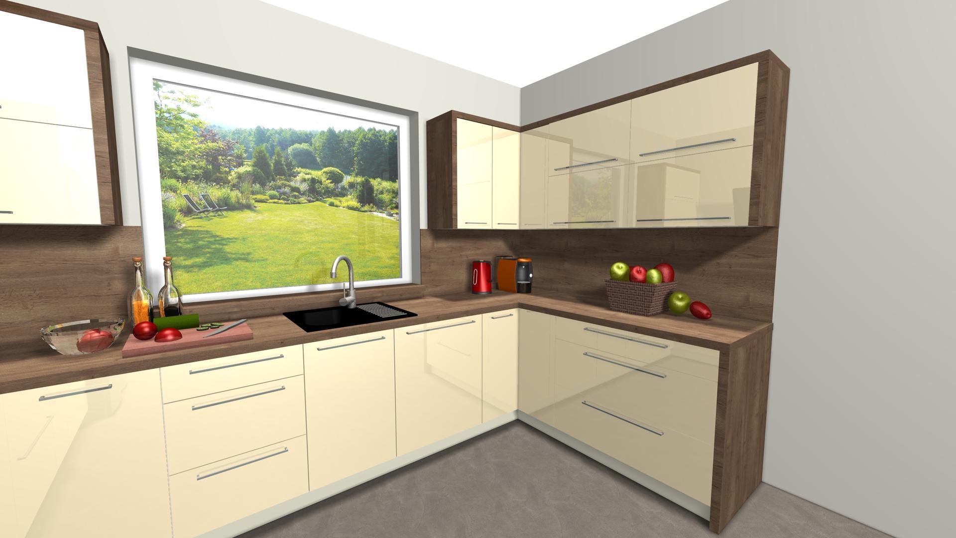 Návrhy kuchyně - Obrázek č. 3