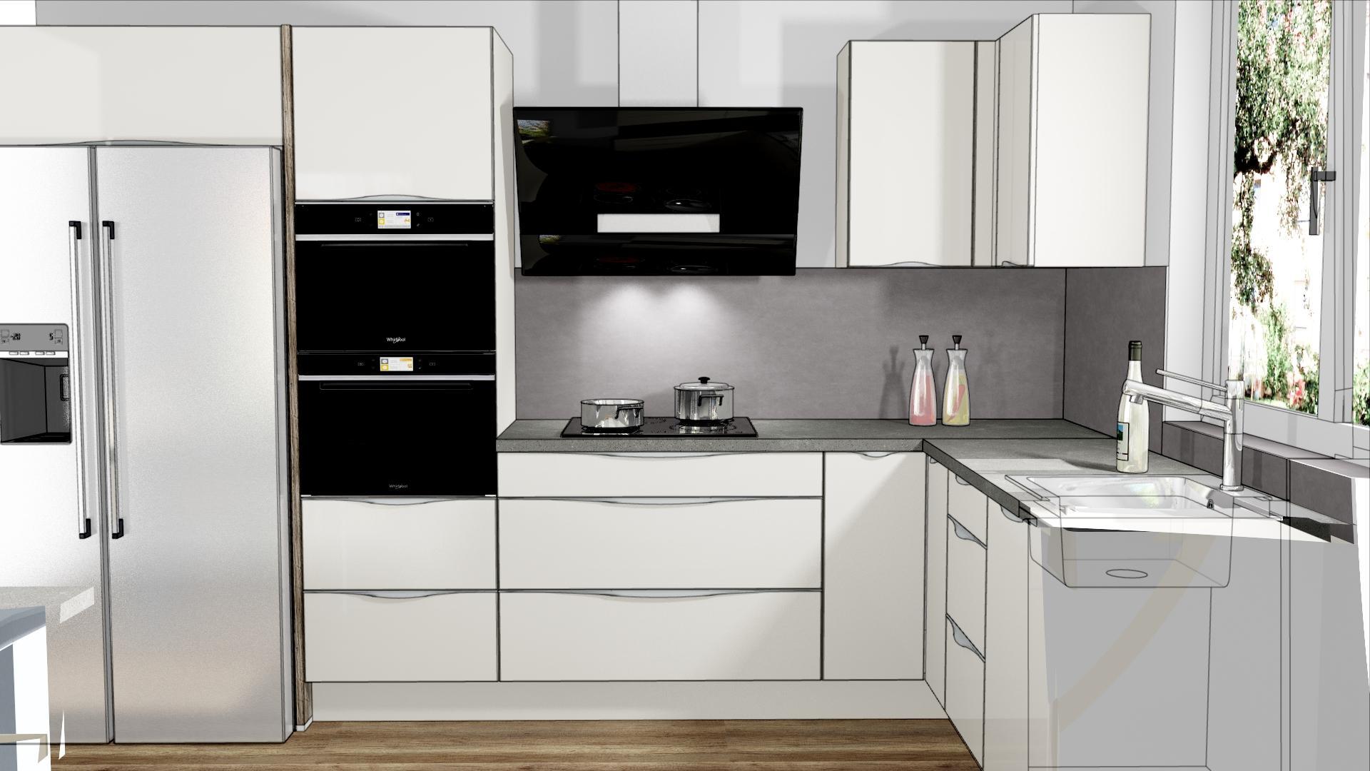 Návrhy kuchyně - Obrázek č. 6