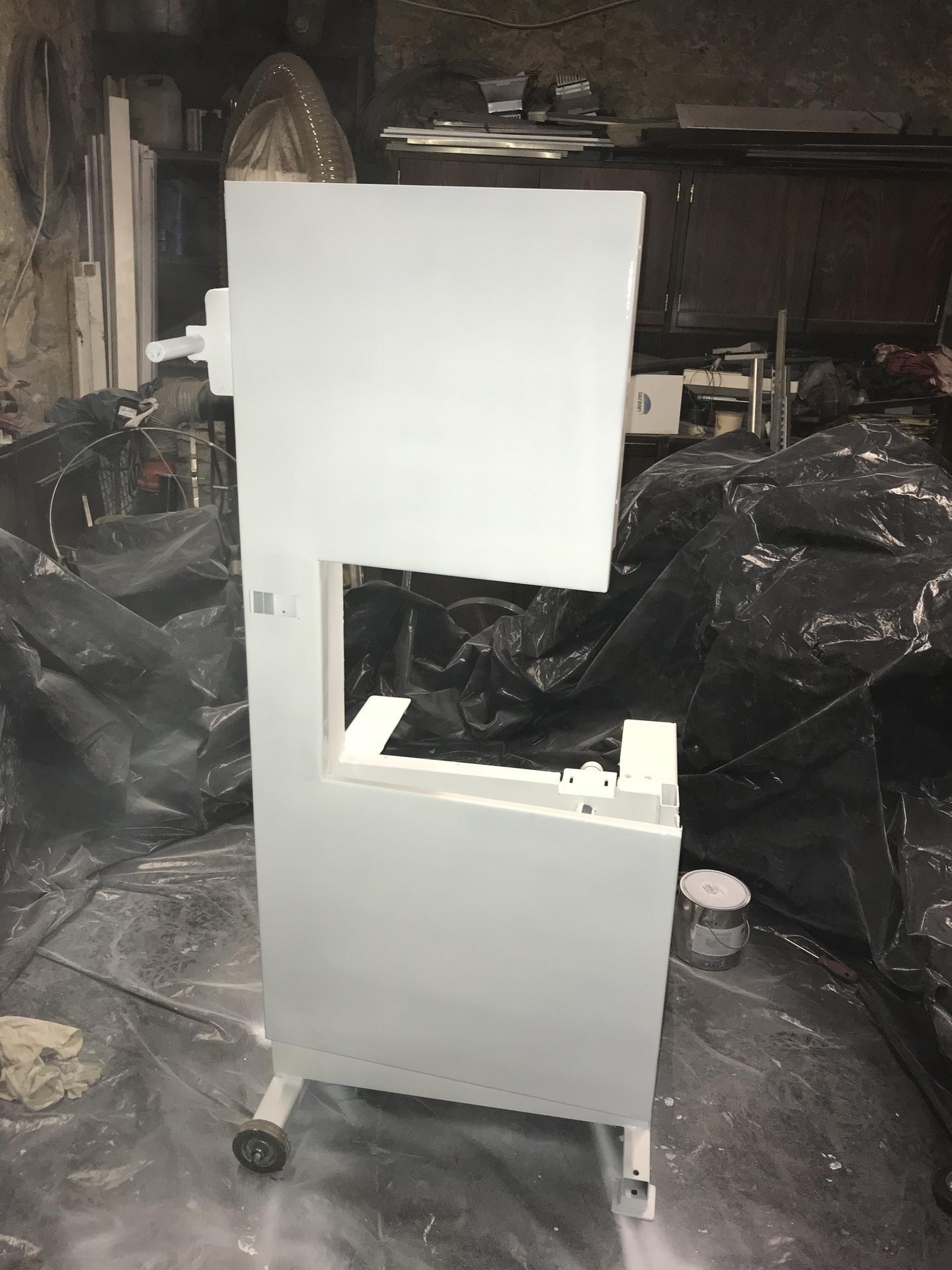 Výroba pásové pily na Ytong - Obrázek č. 27