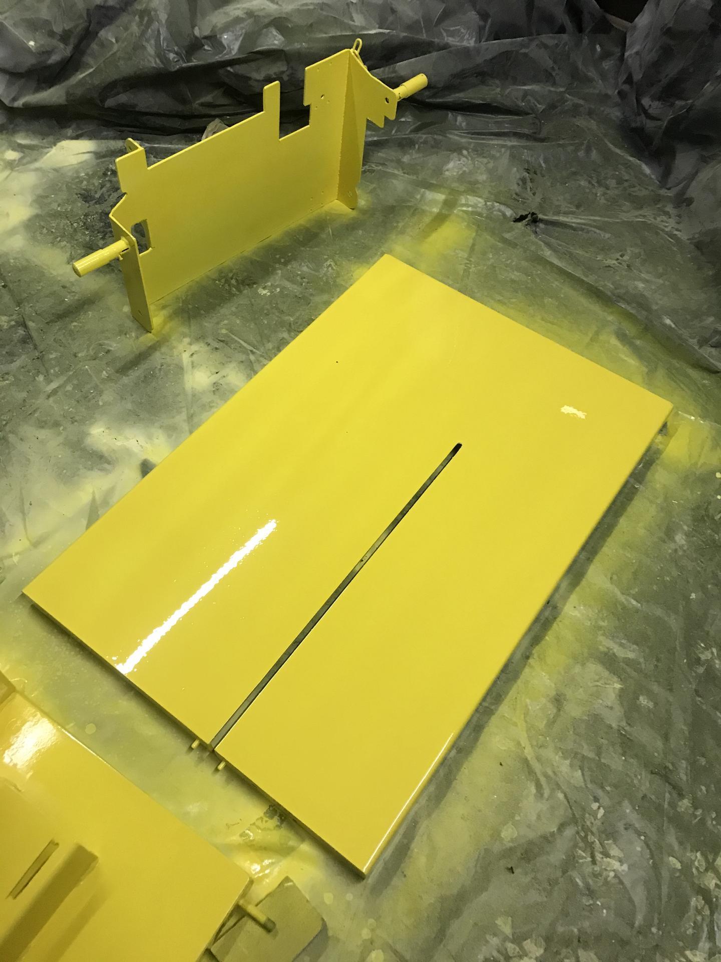 Výroba pásové pily na Ytong - Obrázek č. 36